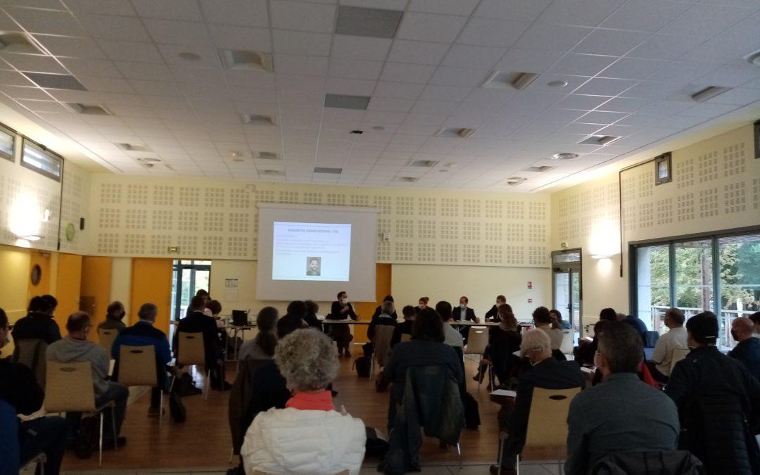 Rencontre Grand-Poitiers/ESS